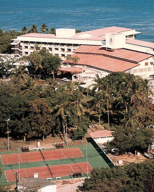 Intercontinental Hotel, Mombasa, Kenya2