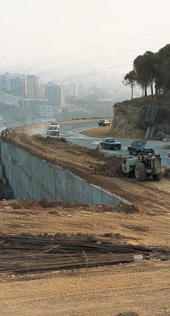 Lebanon road
