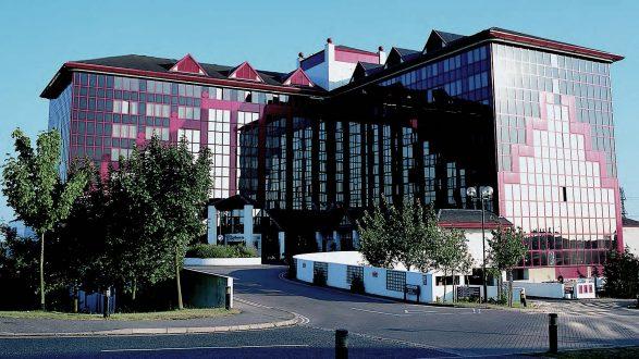Slough-Windsor Copthorne Hotel.England