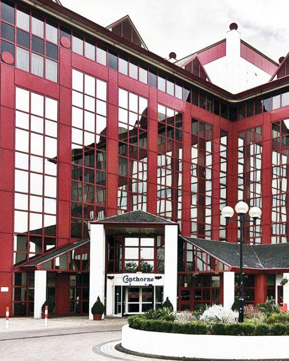 Slough-Windsor Copthorne Hotel.Englandv
