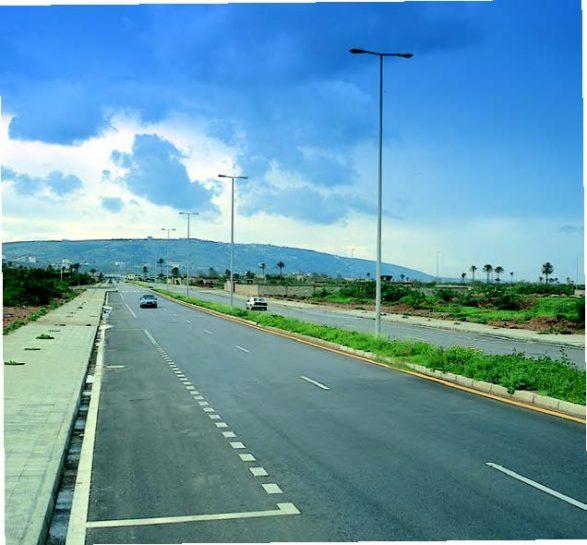 Al Mina Gardens Infrastructure Contract, Phase 1,Tripoli, Lebanon