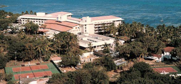Intercontinental Hotel, Mombasa, Kenya